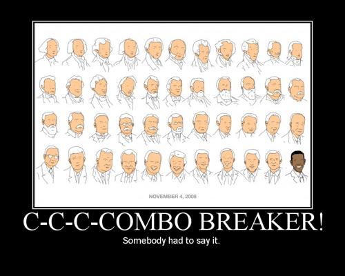 Obama: Combo Breaker