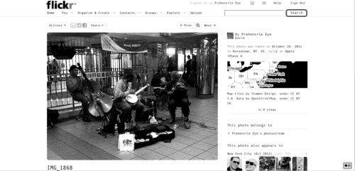 1 bit flickr
