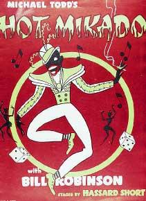 "Hot Mikado, feat. Bill ""Bojangles"" Robinson"