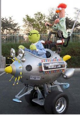 Muppet Mobile